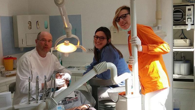 dottor dindo federico studio odontoiatrico staff